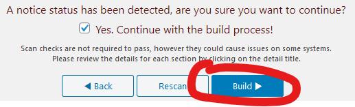 Como criar pacote Duplicator na hora de migrar o WordPress
